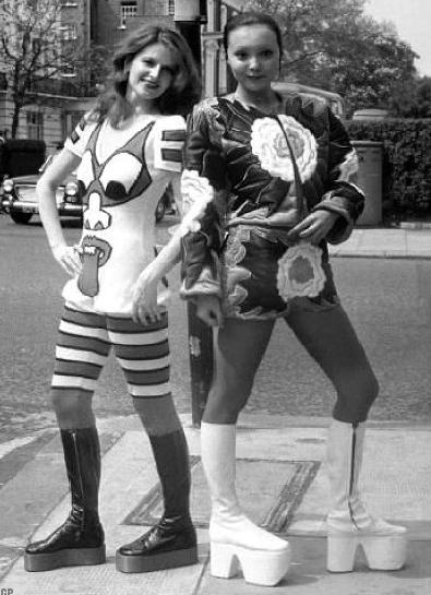 Punk rock 1970s women