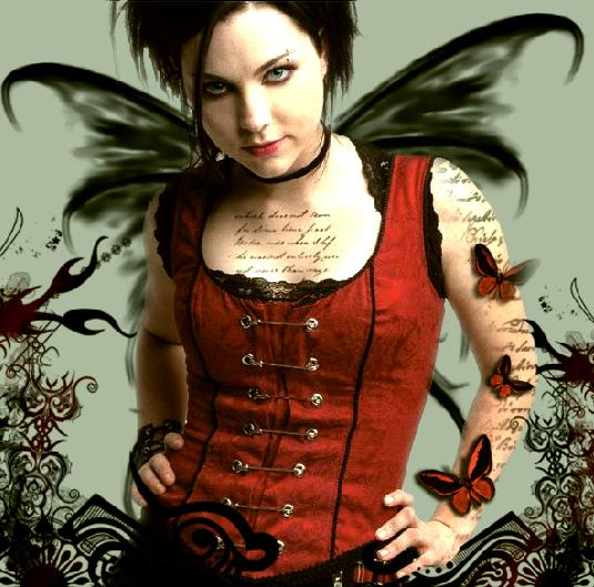 amy lee icon punk