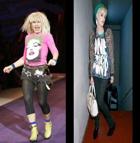 1970 S V S 1980 S Punk Fashion Reveal The Difference