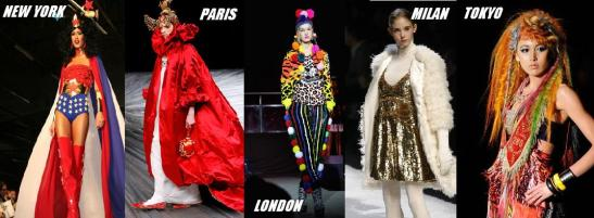 Fashion Cities