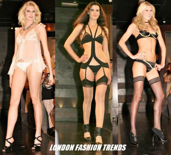 London Fashion Lingerie