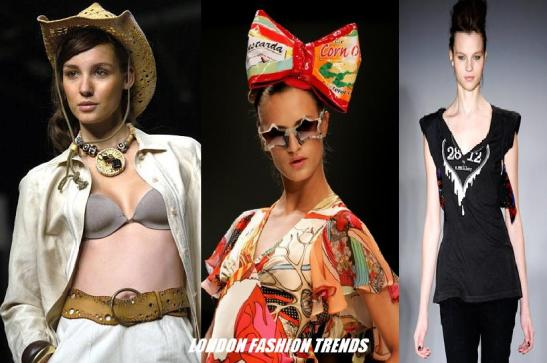 London Fashion Trends