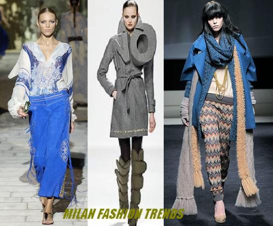 Milan Fashion Trend