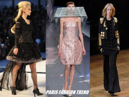 Paris Fashion Trend