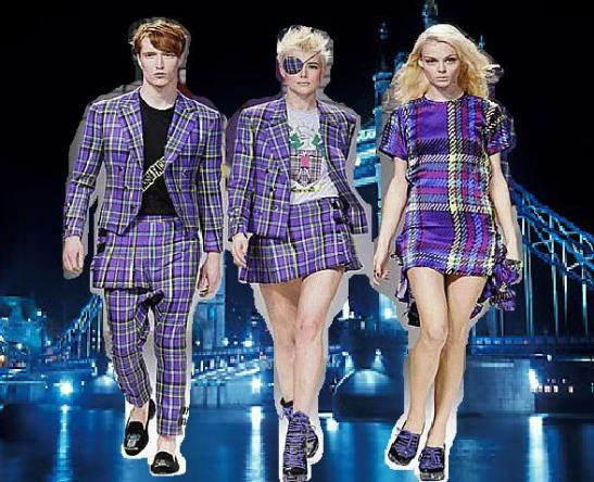 London Fashion Images 2