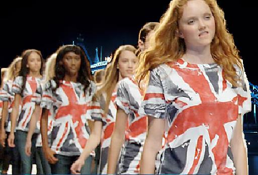 London Fashion Images 4