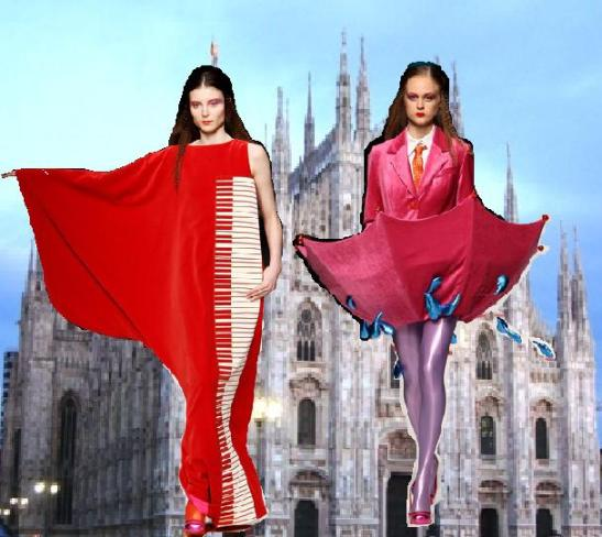 Milan Fashion Trends Images