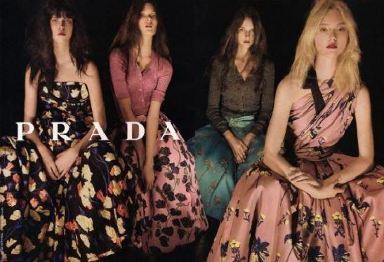 Prada Fashion Image