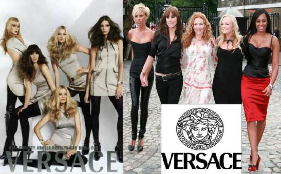 Versace Fashion Image