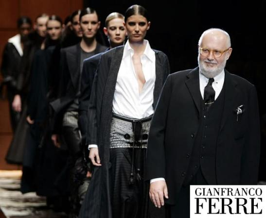 Gianfranco Ferre Fashion Image