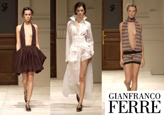 Gianfranco Ferre Fashion Image1