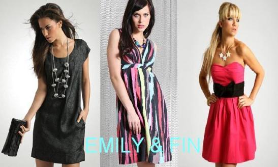 Emily & Fin Fashion