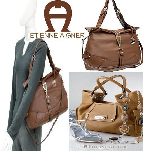 Etienne Aigner Fashion