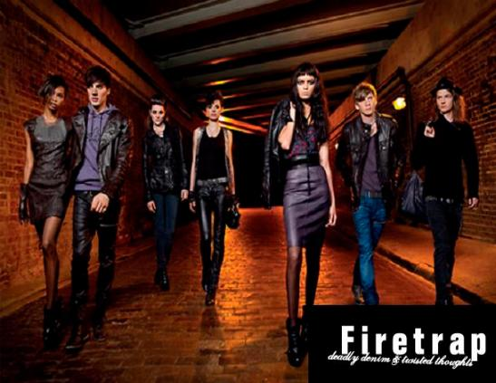 firetrap fashion