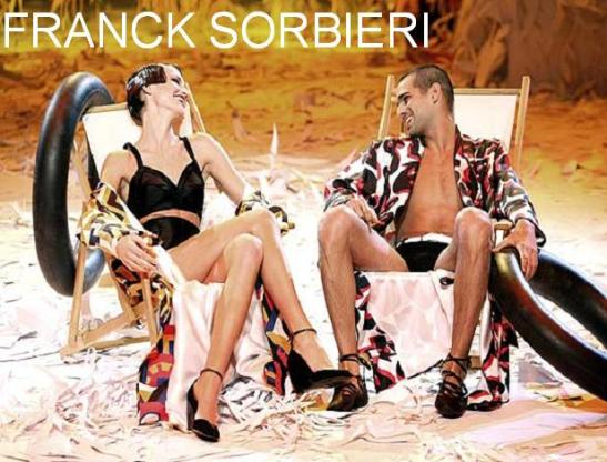 franck sorbieri fashion