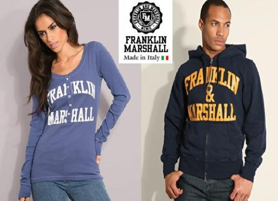 franklin marshall fashion