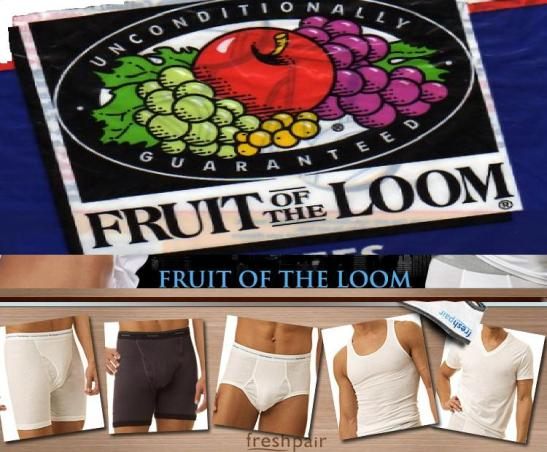 fruit of the loom fashion