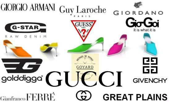 g fashion brands