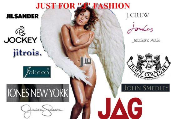 J fashion brand