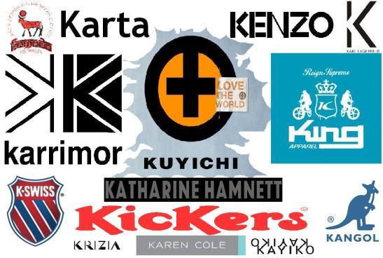 K Fashion Brands