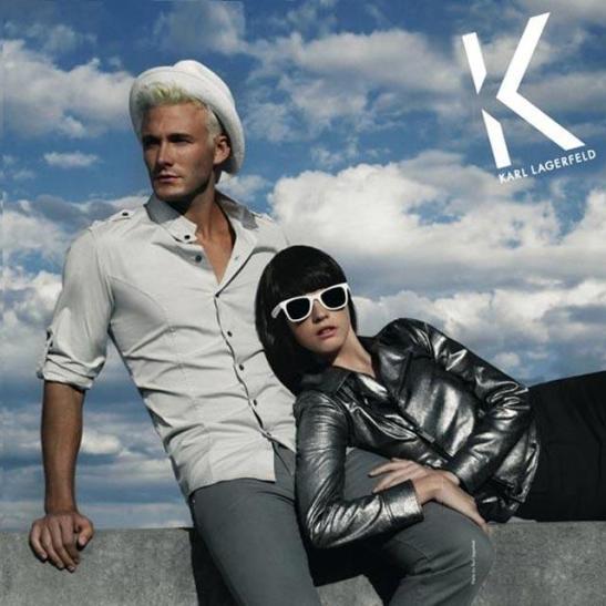 Karl Lagerfeld fashion