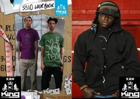 King apparel fashion