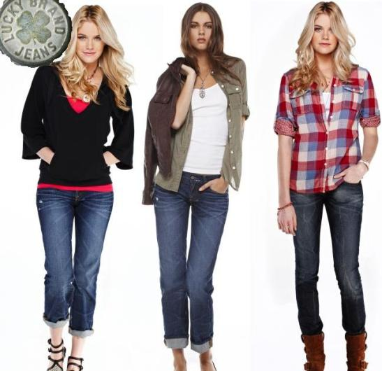 Lucky Brand Jeans fashion