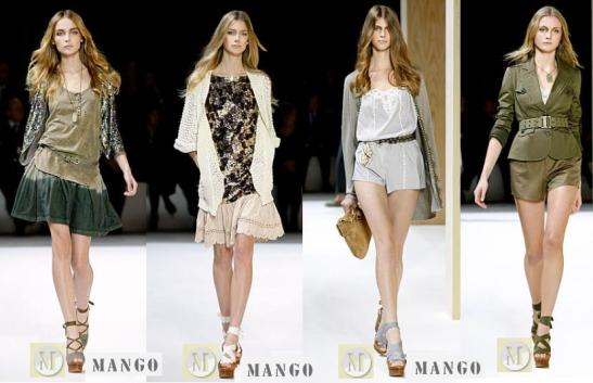 Mango fashion