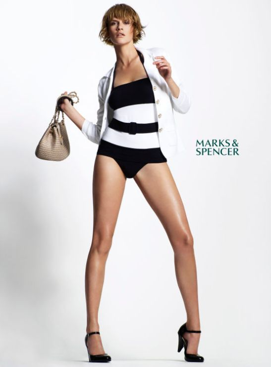 Marks and Spencer fashion