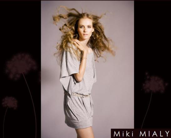 Miki Mialy fashion