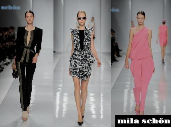 Mila Schon fashion