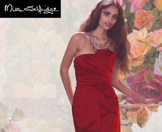 Miss Selfridge fashion