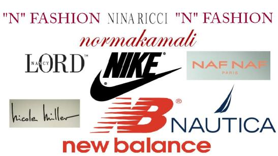 n fashion brands