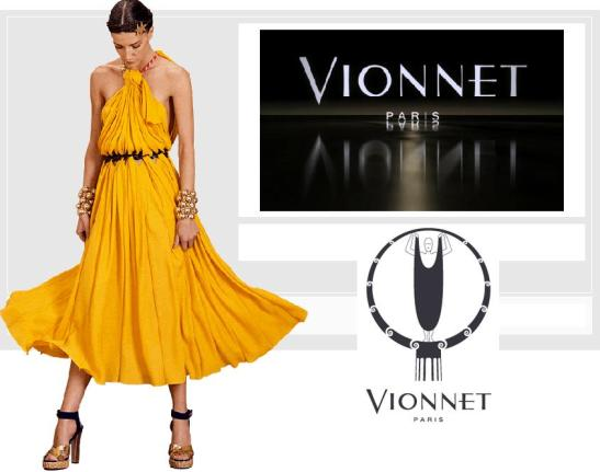 Vionnet fashion