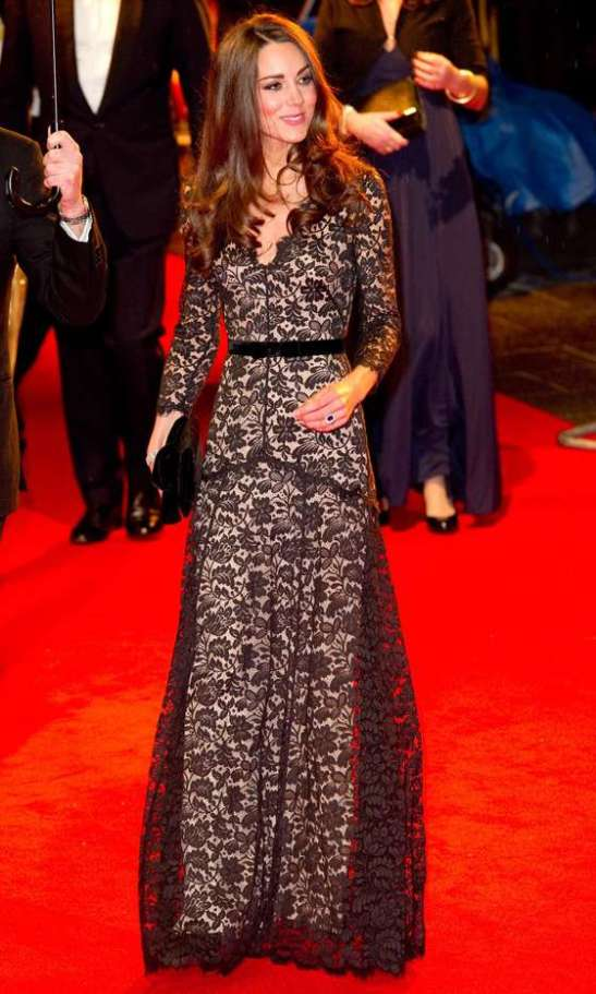 Duchess of Cambridge Kate Middleton Fashion
