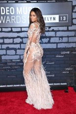 2013 VMA Wild Fashion Ciara
